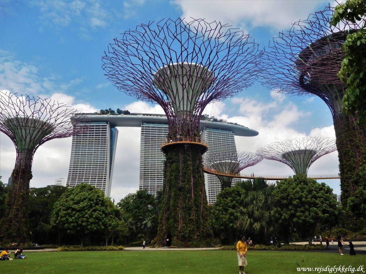 Guide til de bedste steder i Singapore - Marina Bay - Rejsdiglykkelig.dk