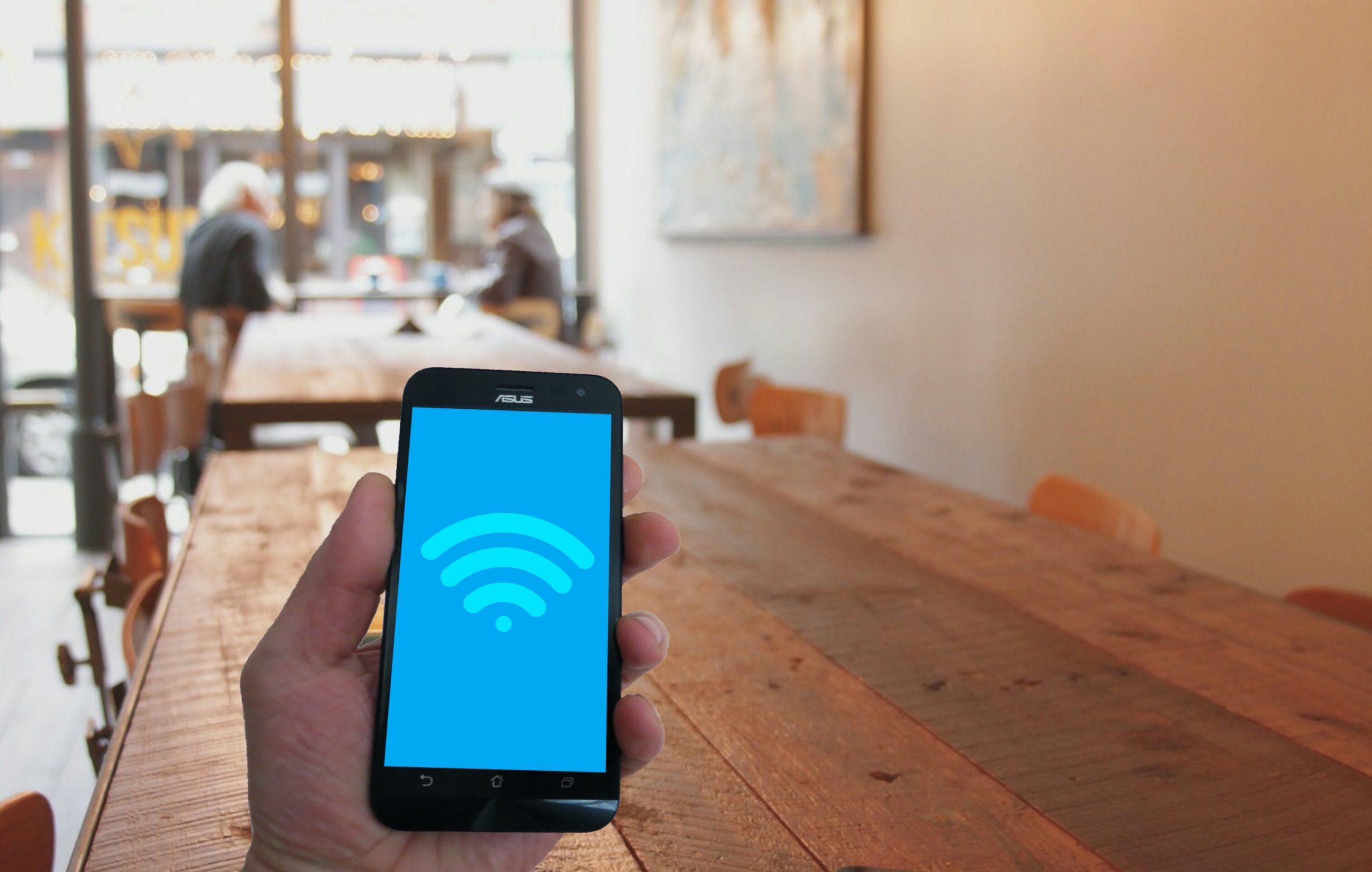 Offentlig Wi-Fi - Rejsdiglykkelig.dk