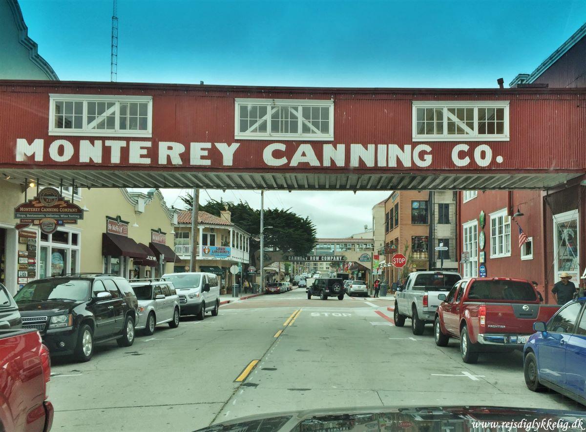 20 oplevelser på Highway 1 - Monterey - Rejsdiglykkelig.dk