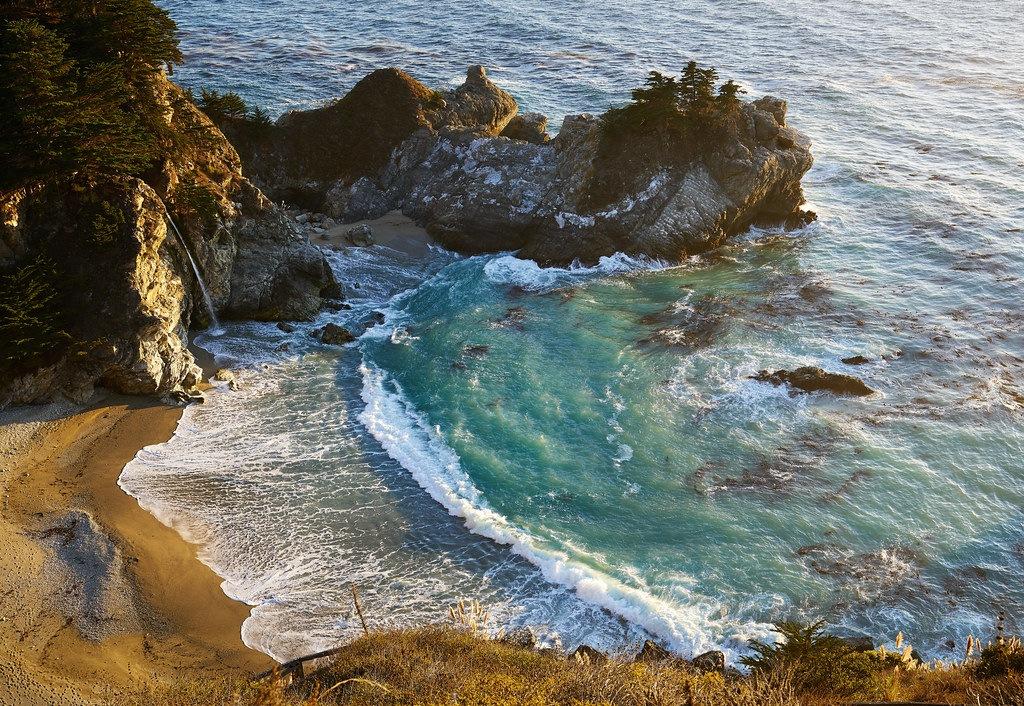 20 oplevelser på Highway 1 - Pfeiffer Big Sur State Park - Rejsdiglykkelig.dk