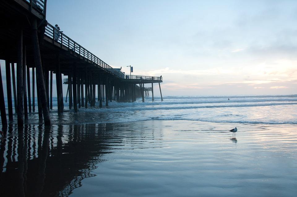 20 oplevelser på Highway 1 - Pismo Beach - Rejsdiglykkelig.dk