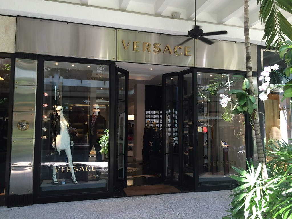 11 bedste steder til shopping i Miami - Bal Harbour Shops - Rejsdiglykkelig.dk