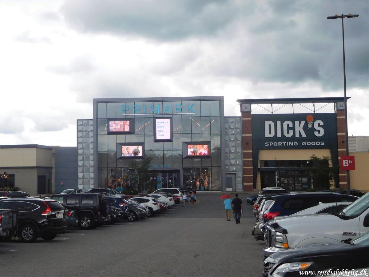 Rejsebudget på USAs østkyst - Shopping - Rejsdiglykkelig.dk