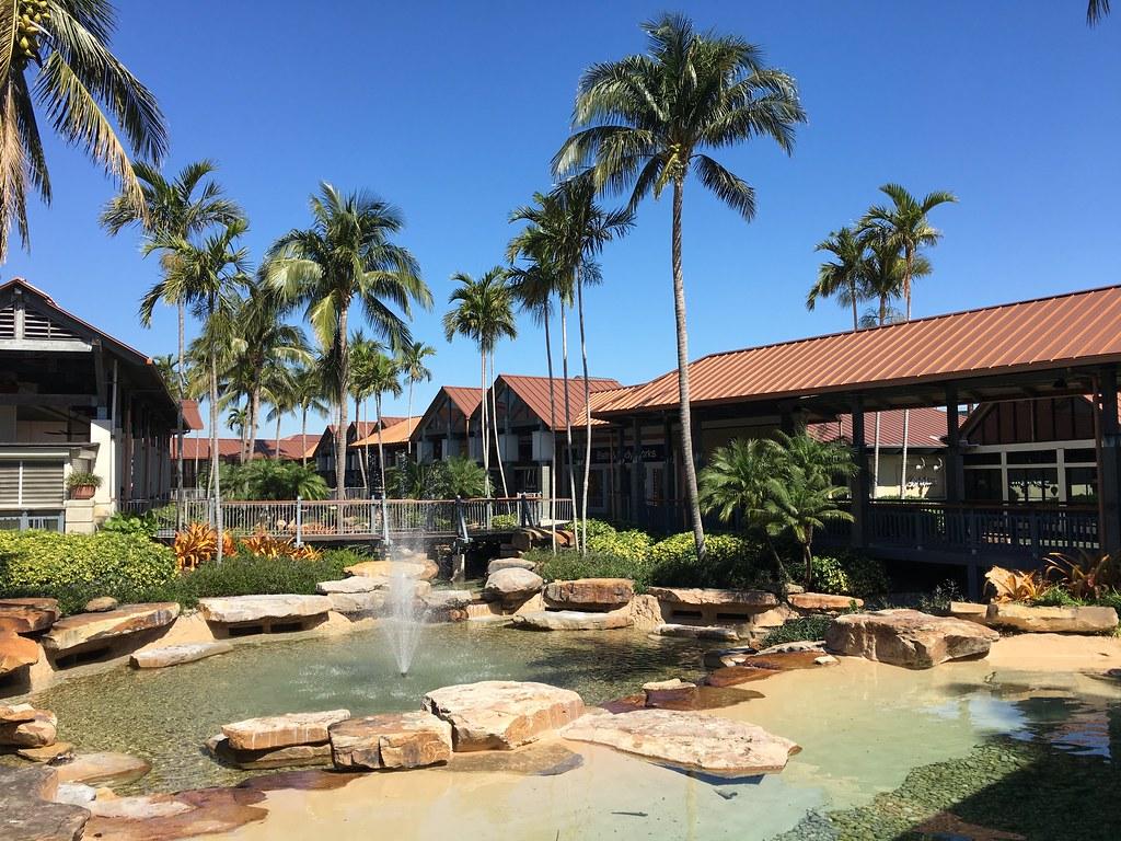 11 bedste steder til shopping i Miami - The Falls - Rejsdiglykkelig.dk