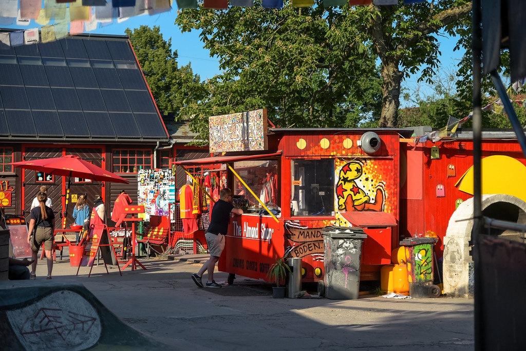 De 29 bedste oplevelser i København - Christiania - Rejsdiglykkelig.dk