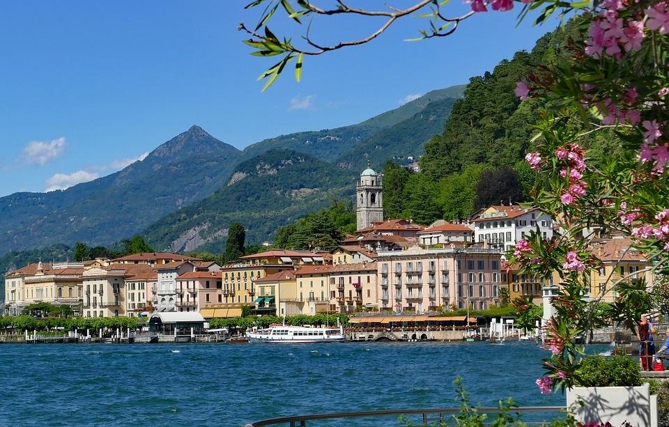 De bedste rejsemål i Italien - Comosøen - Rejsdiglykkelig.dk