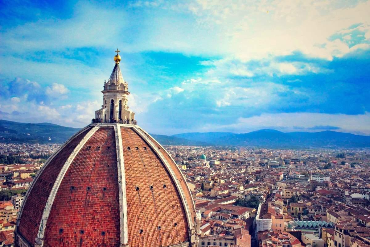 De Bedste Rejsemål i Italien - Firenze - Rejs Dig Lykkelig