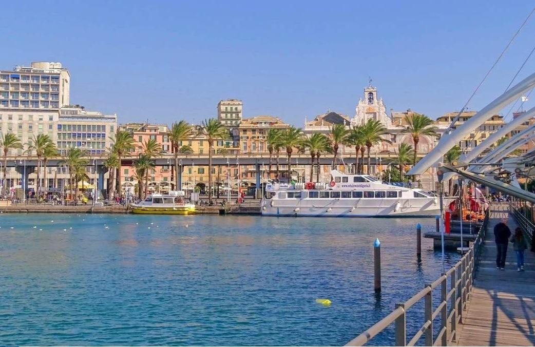 Genova - Rejs Dig Lykkelig