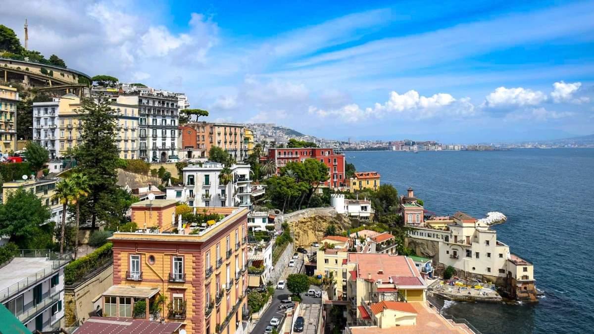 Napoli - Rejs Dig Lykkelig