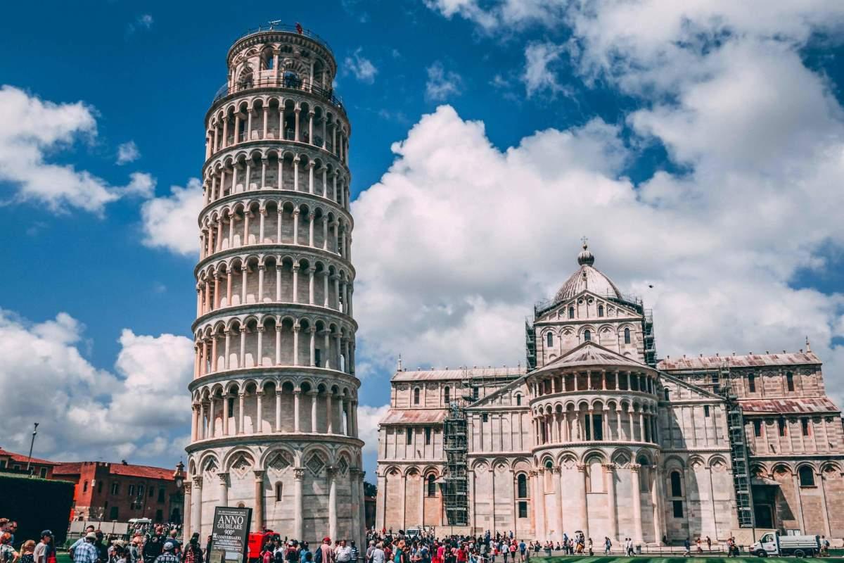 De Bedste Rejsemål i Italien - Pisa - Rejs Dig Lykkelig