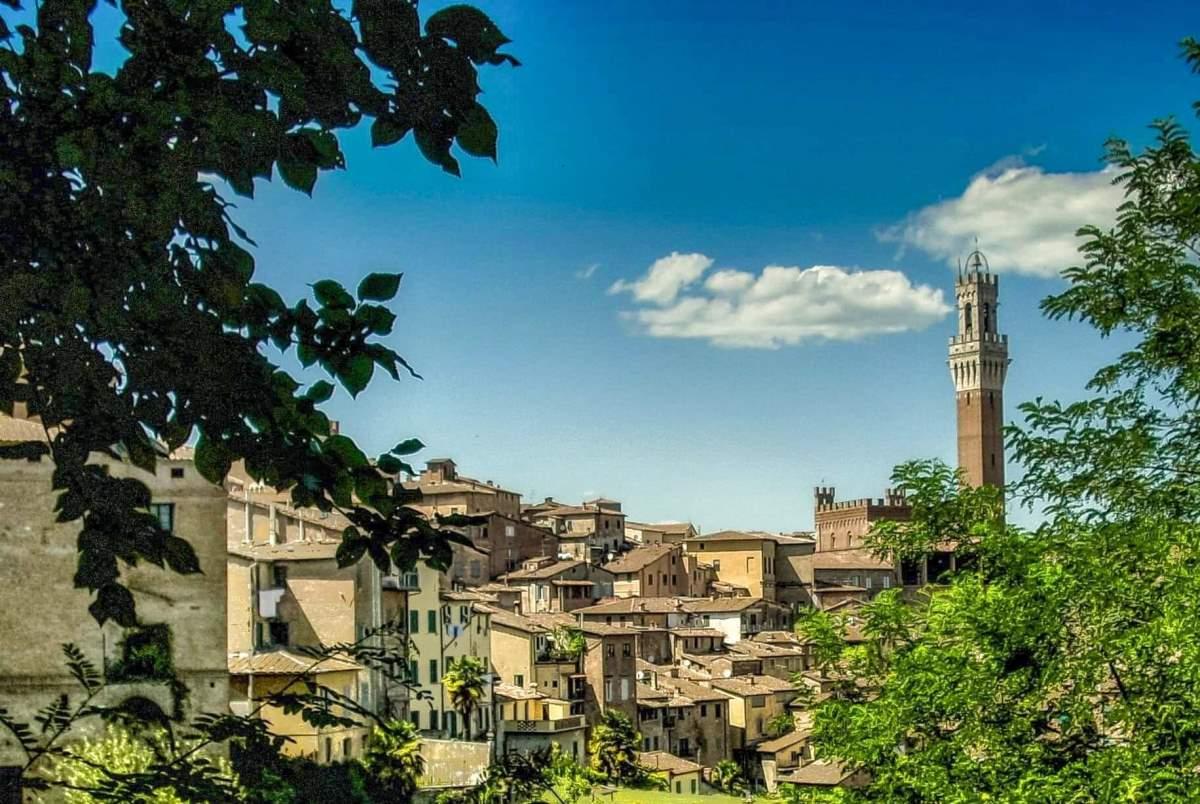 Siena - Rejs Dig Lykkelig