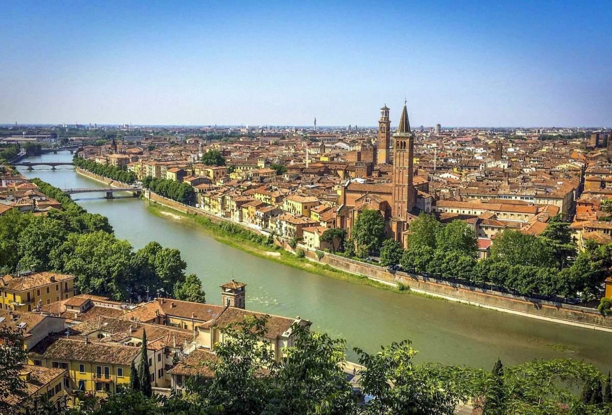 Verona - Rejs Dig Lykkelig