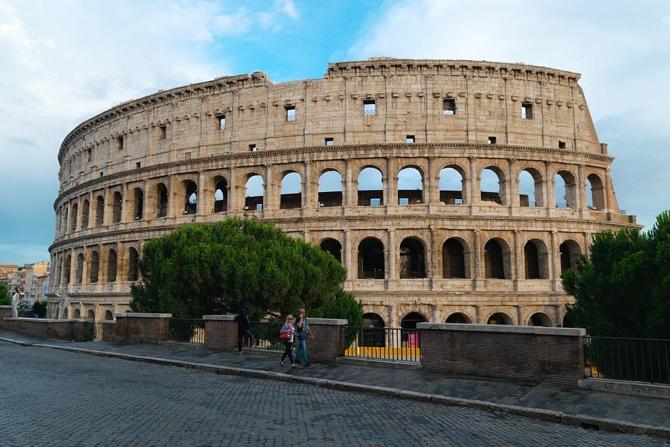 De bedste rejsemål i Italien - Rom - Rejsdiglykkelig.dk
