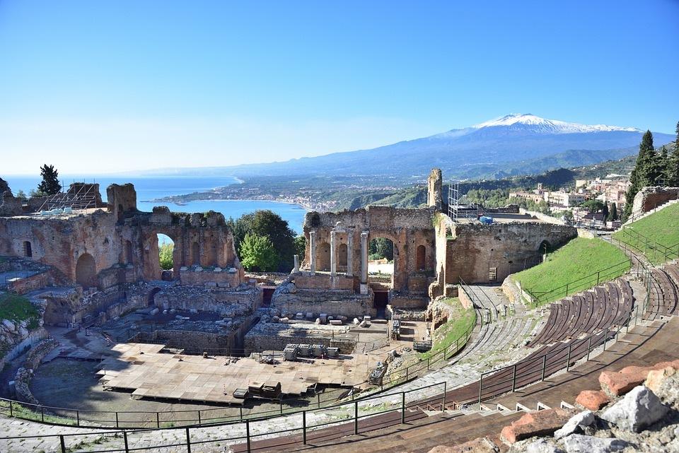 De bedste rejsemål i Italien - Sicilien - Rejsdiglykkelig.dk