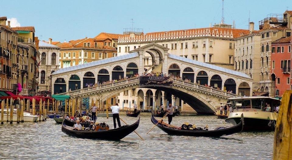 De bedste rejsemål i Italien - Venedig - Rejsdiglykkelig.dk