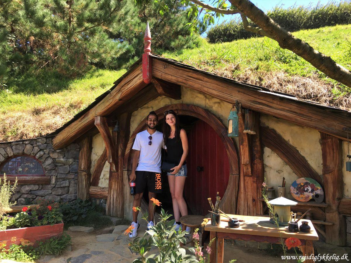 Tilbageblik på 2019 - Hobbiton Movie Set på New Zealand - Rejsdiglykkelig.dk