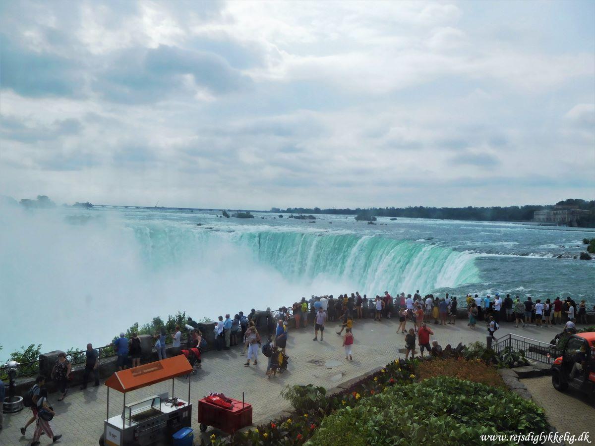Tilbageblik på 2019 - Niagara Falls i USA - Rejsdiglykkelig.dk