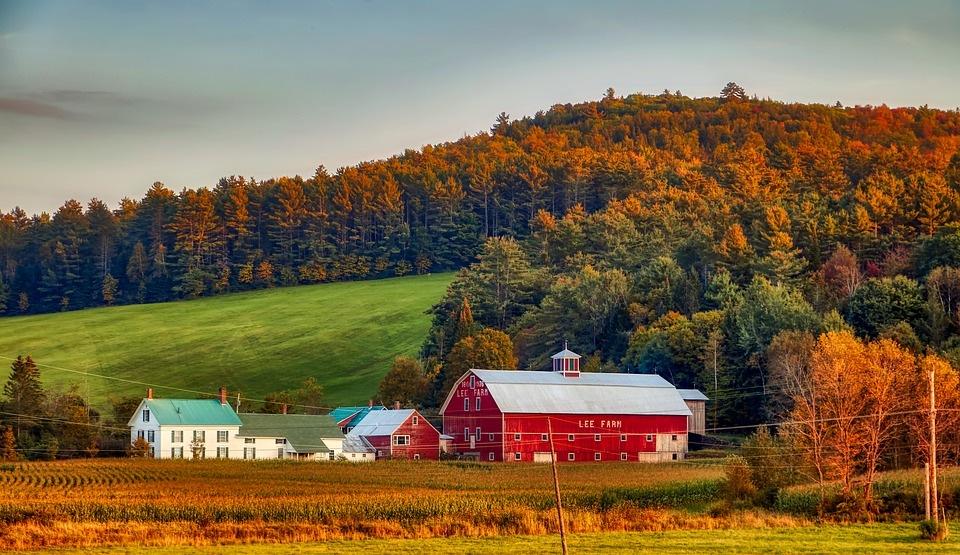 New Hampshire - Rejsdiglykkelig.dk