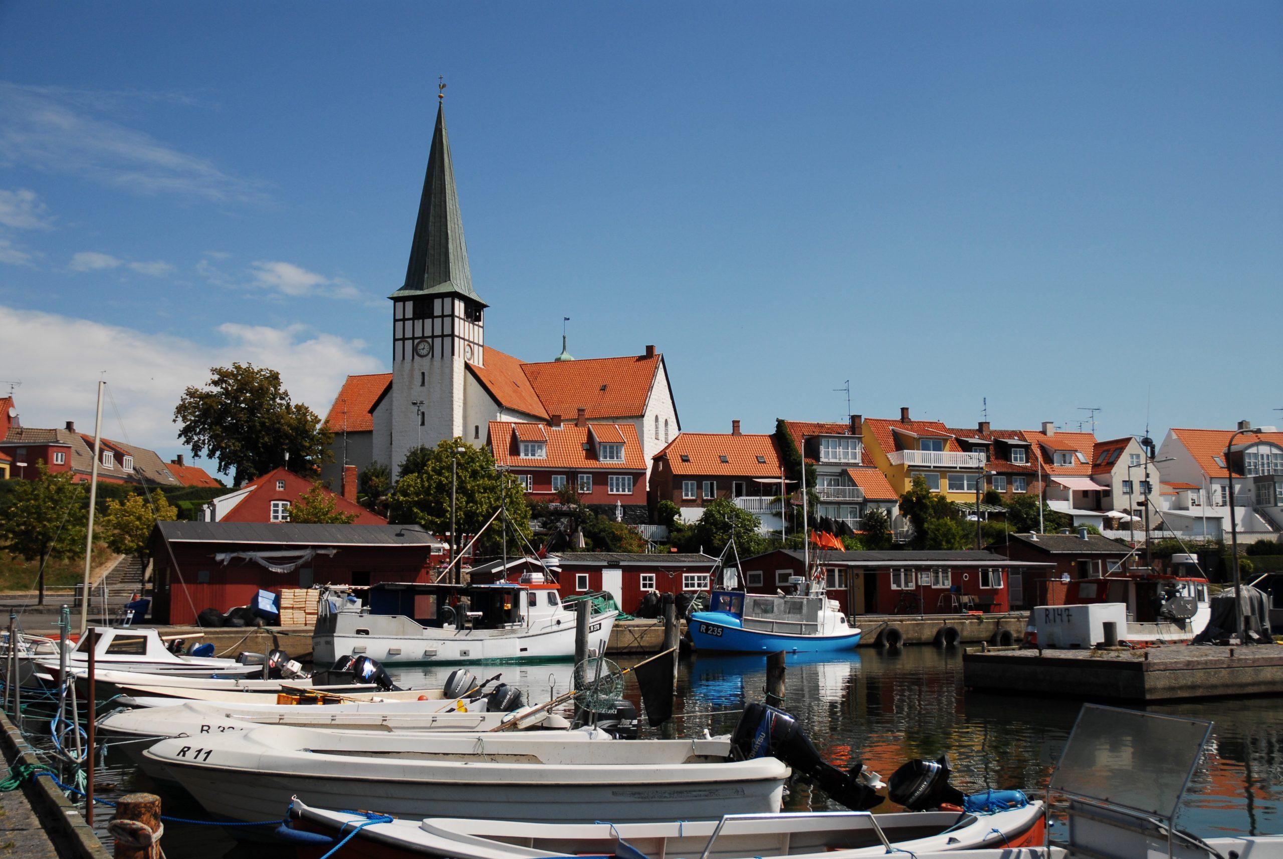 19 seværdigheder og oplevelser på Bornholm - Rønne - Rejsdiglykkelig.dk
