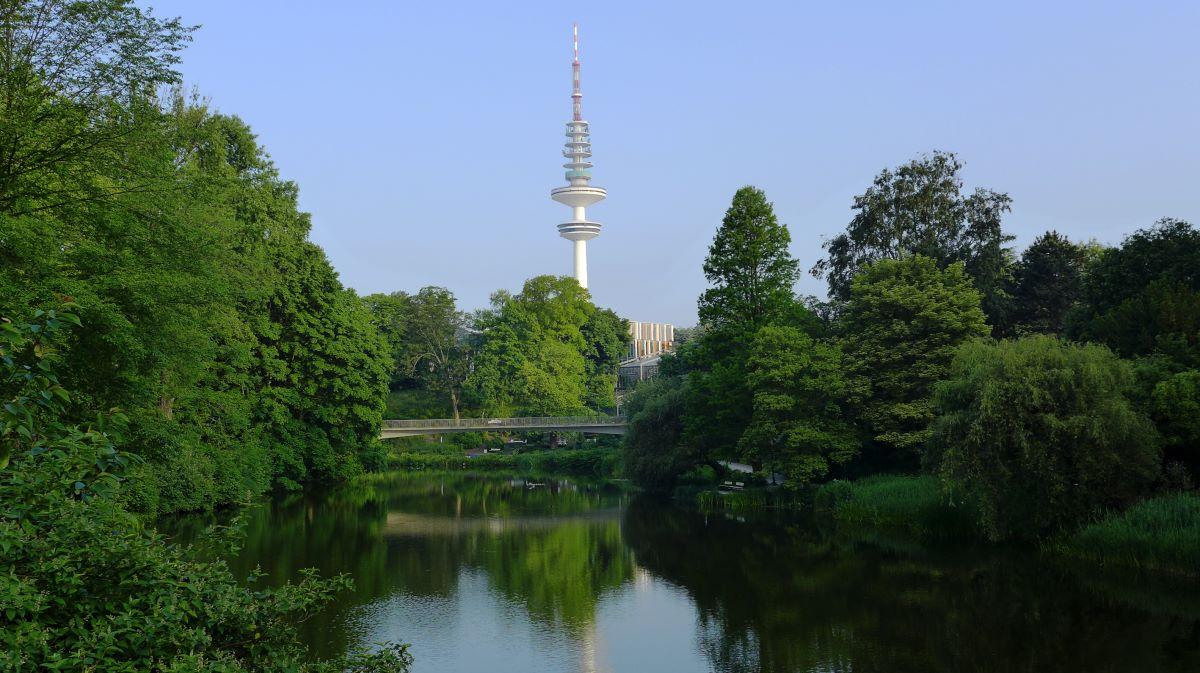 17 must see seværdigheder og oplevelser i Hamborg - Planten un Blomen - Rejsdiglykkelig.dk