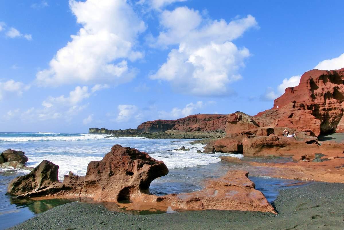 De Bedste Rejsemål i Spanien - Lanzarote - Rejs Dig Lykkelig