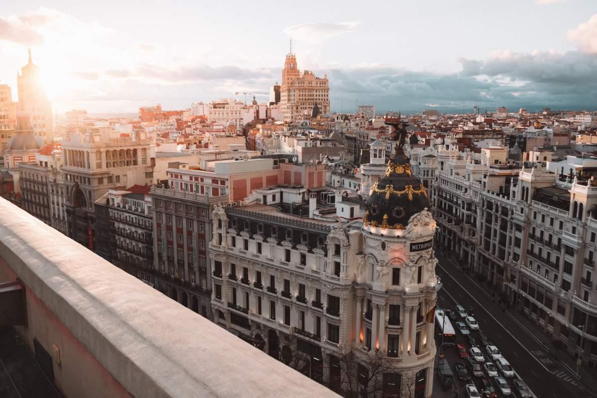 De Bedste Rejsemål i Spanien - Madrid - Rejs Dig Lykkelig