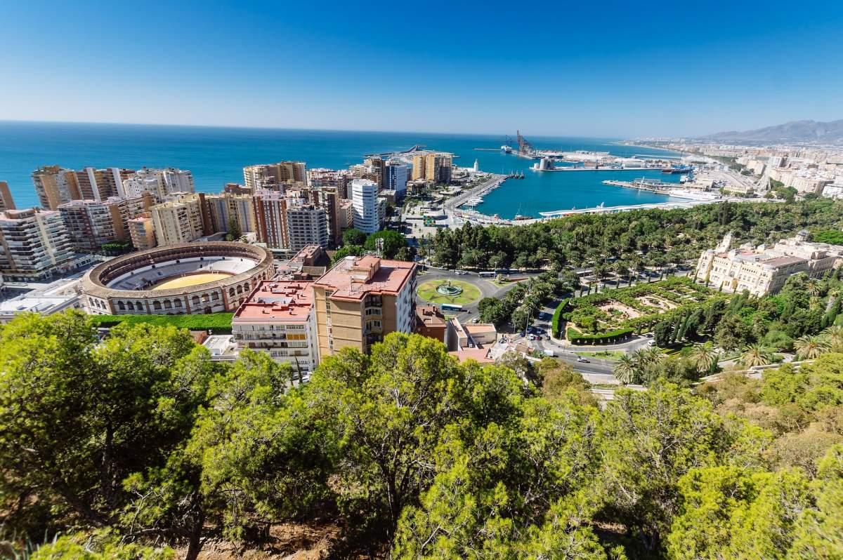 De Bedste Rejsemål i Spanien - Malaga - Rejs Dig Lykkelig