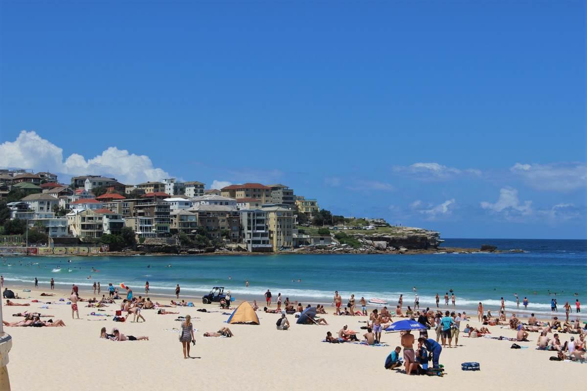 Bondi Beach - Rejs Dig Lykkelig