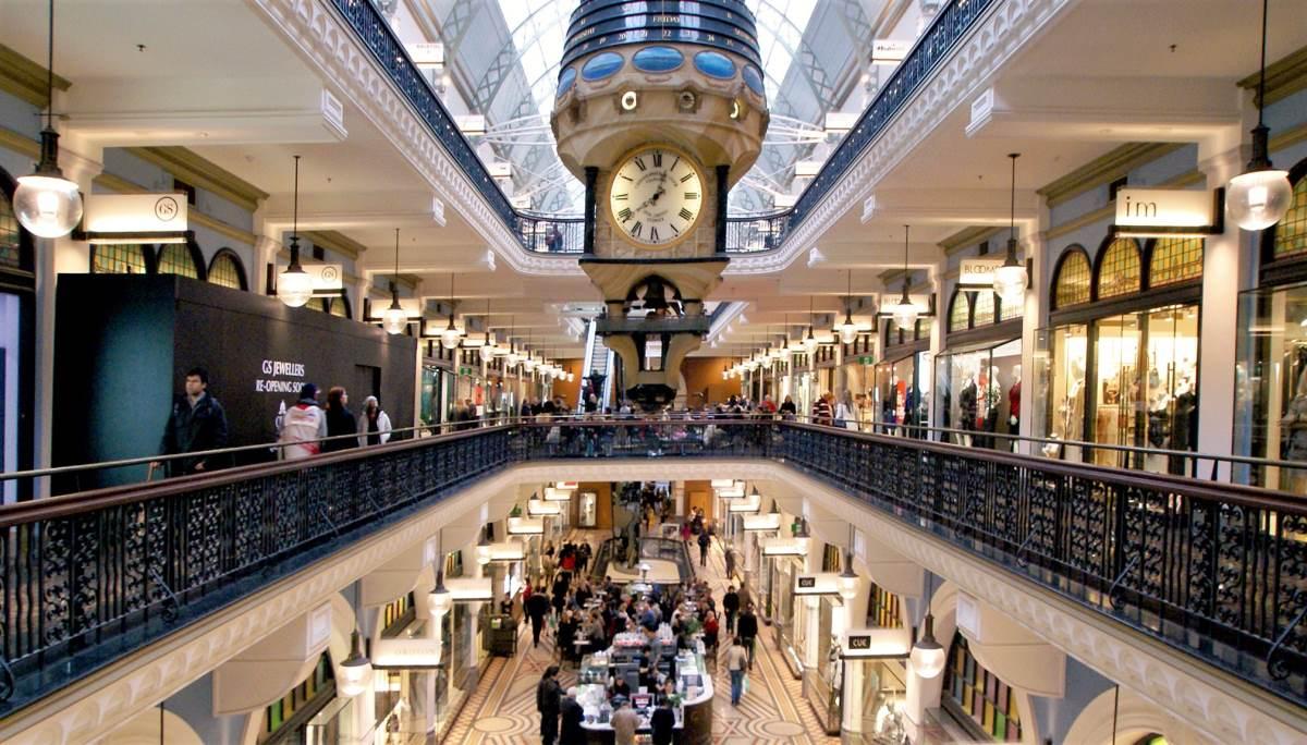 Queen Victoria Building - Rejs Dig Lykkelig