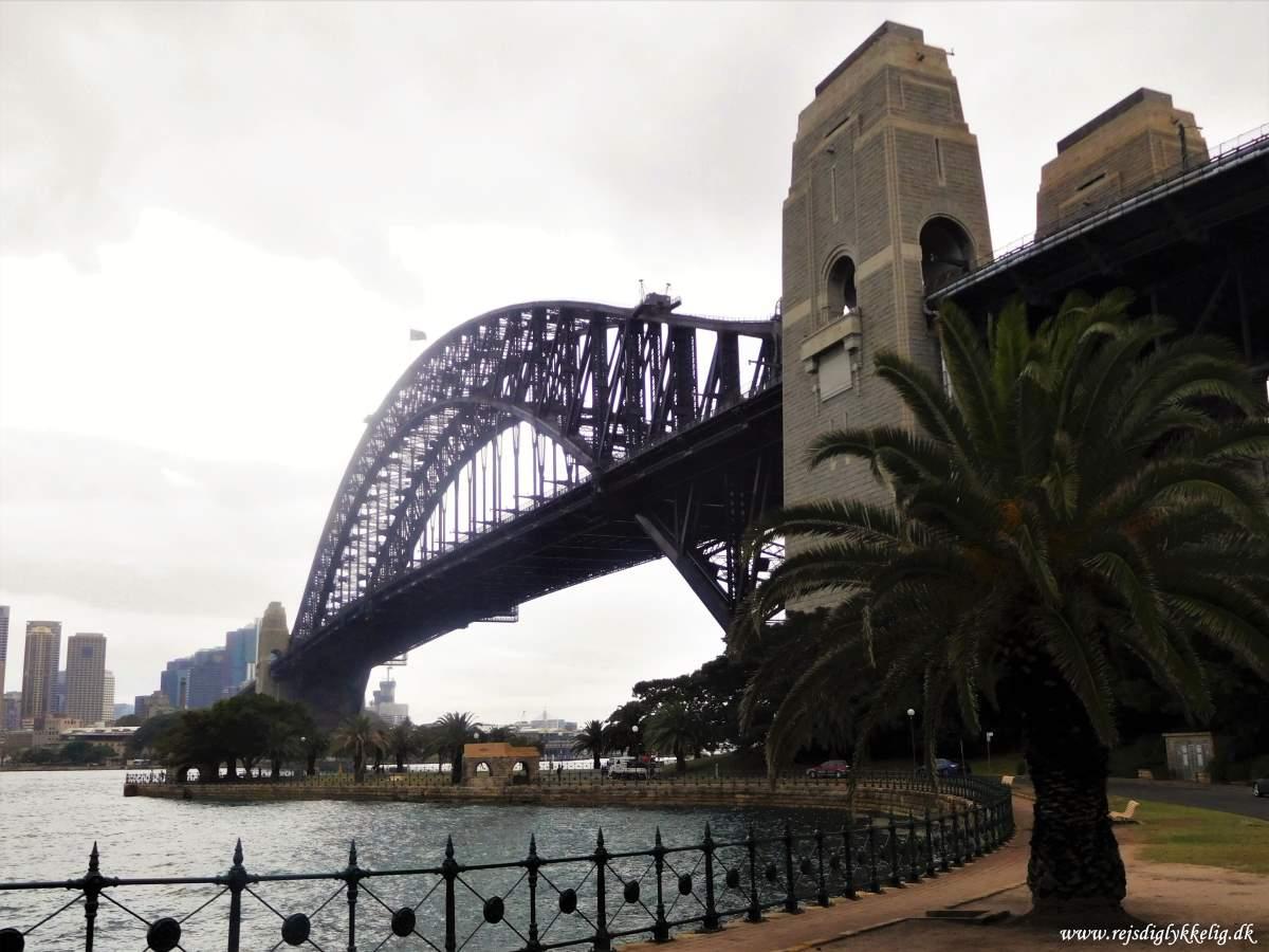 De bedste oplevelser i Sydney - Sydney Harbour Bridge - Rejs Dig Lykkelig