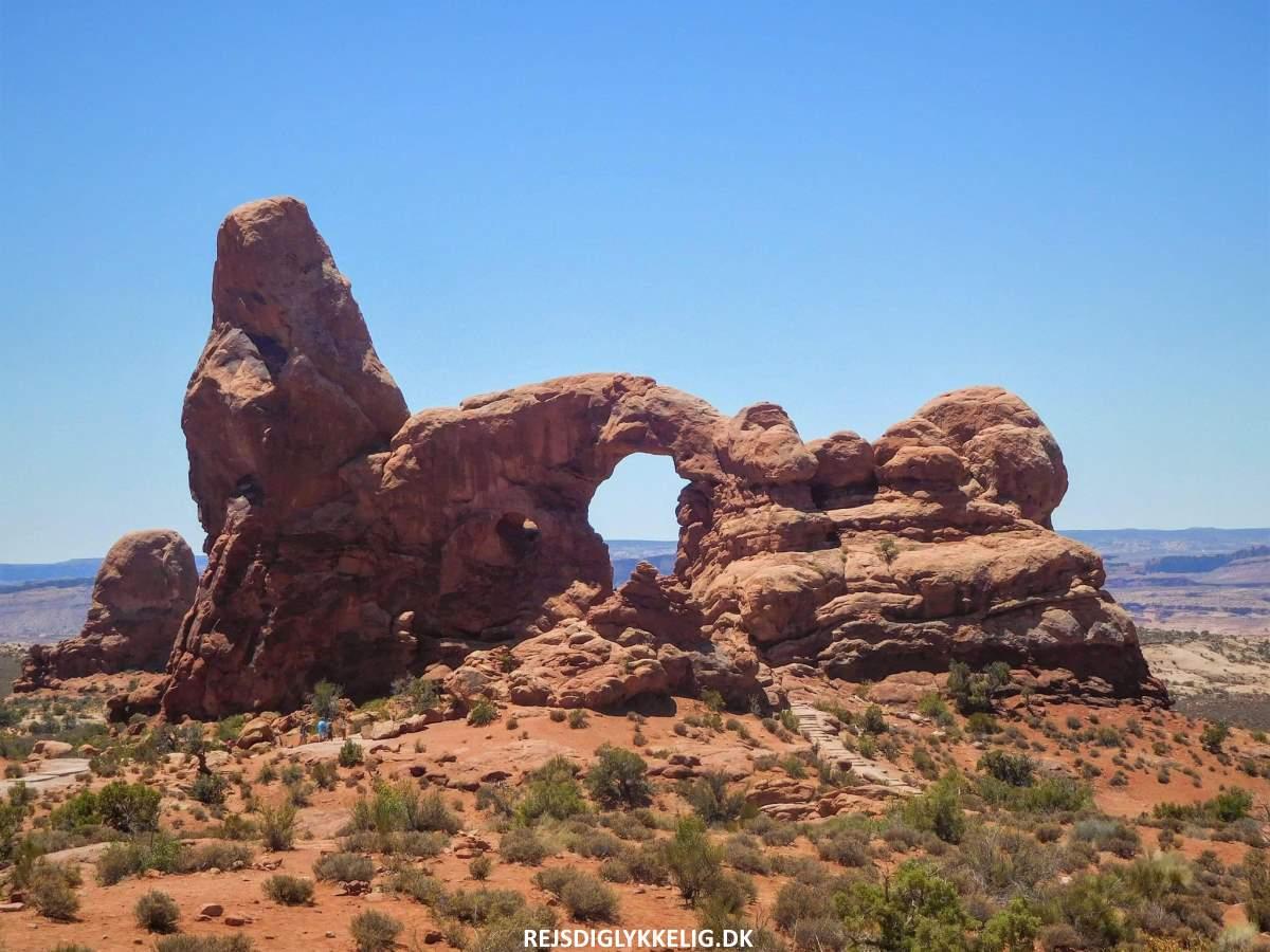 12 Smukke Nationalparker i USA - Arches National Park - Rejs Dig Lykkelig