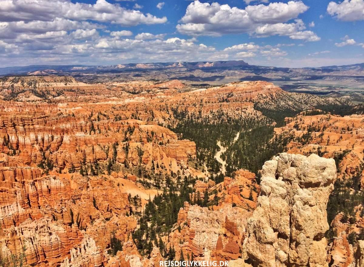Bryce Canyon - Rejs Dig Lykkelig