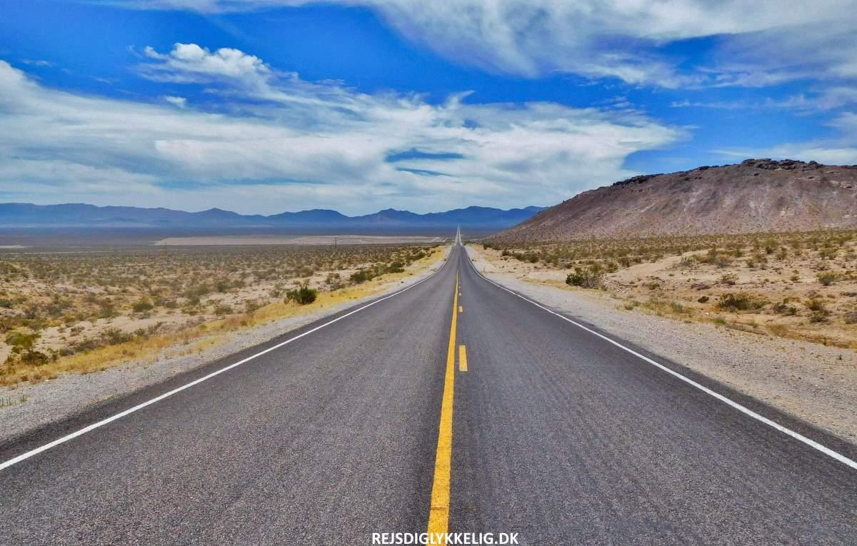 12 Smukke Nationalparker i USA - Death Valley - Rejs Dig Lykkelig