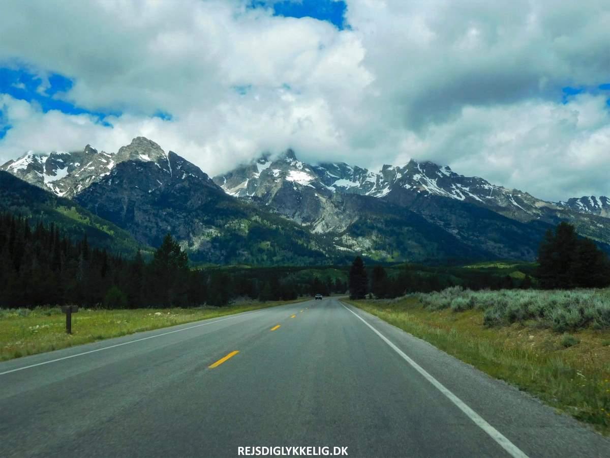 Grand Teton - Rejs Dig Lykkelig