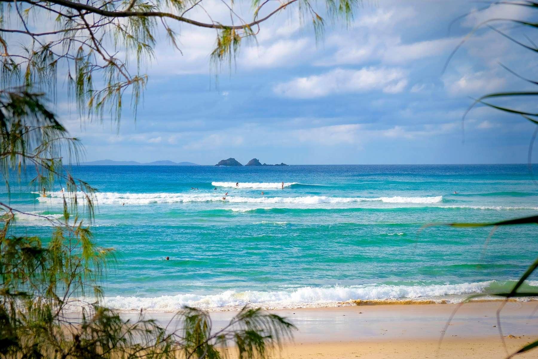 Destinationer Cover - Oceanien - Rejs dig lykkelig