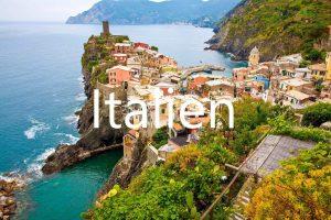 Destinationer - Italy - Rejs Dig Lykkelig