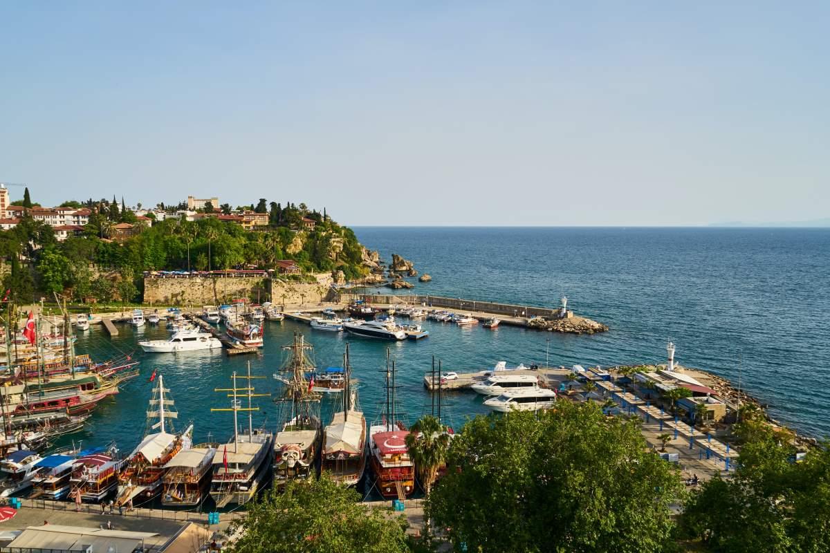 De bedste rejsemål i Tyrkiet - Antalya - Rejs Dig Lykkelig