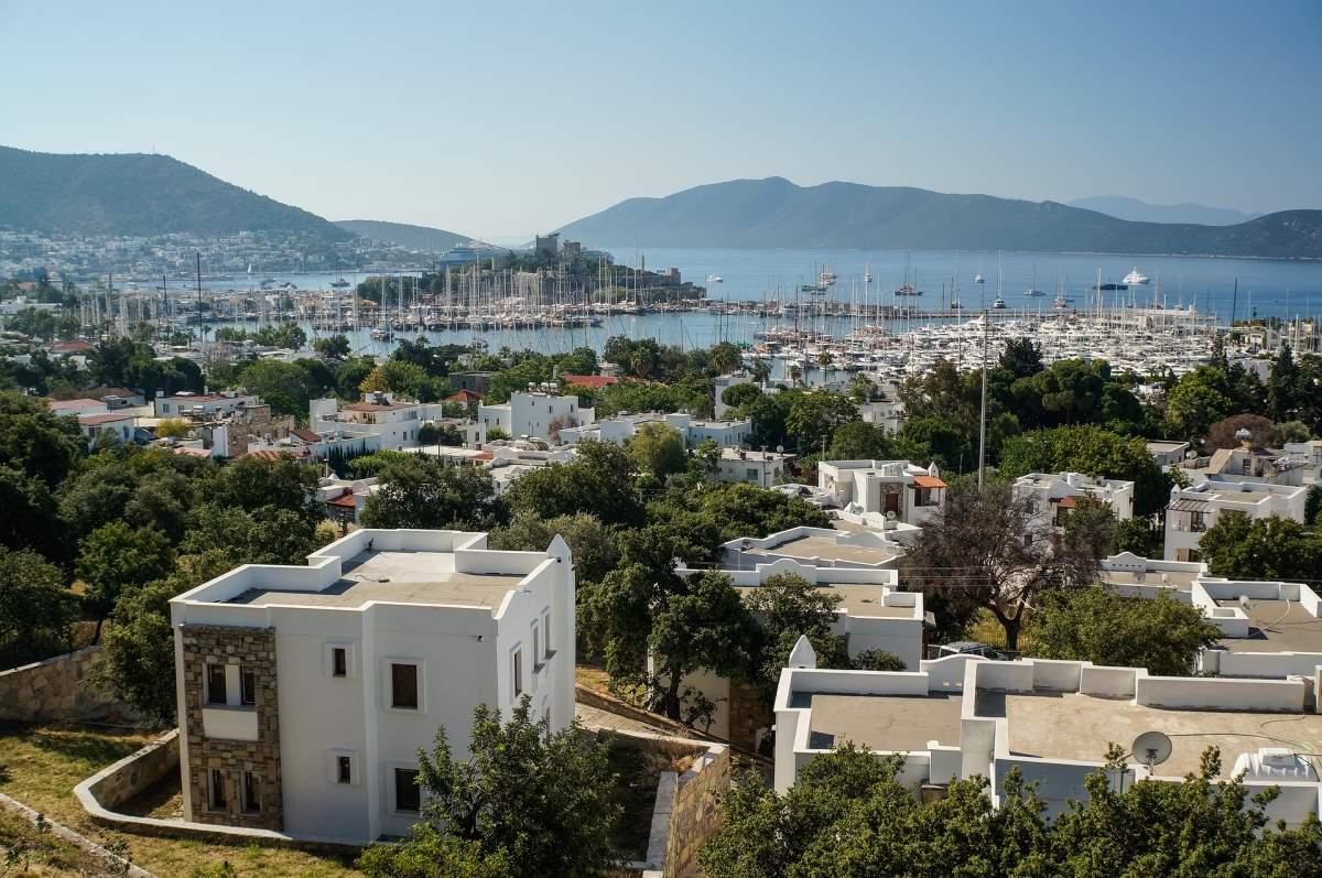 De bedste rejsemål i Tyrkiet - Bodrum - Rejs Dig Lykkelig