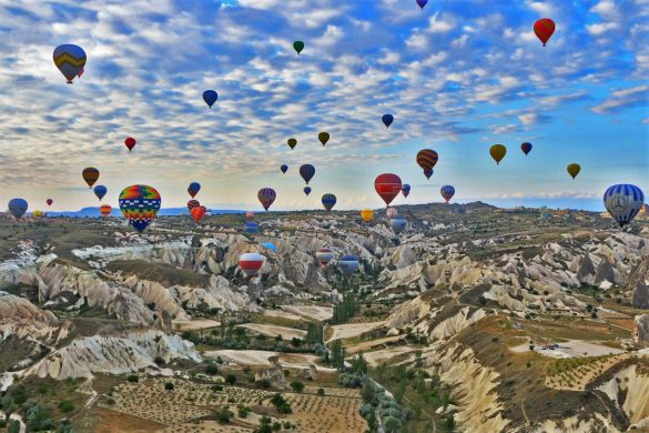 De bedste rejsemål i Tyrkiet - Rejs Dig Lykkelig