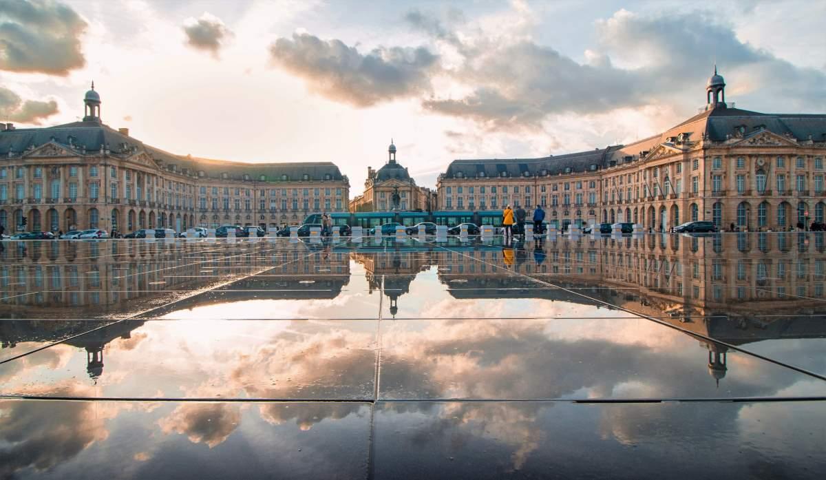Bordeaux - Rejs Dig Lykkelig