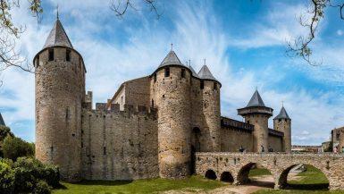De Bedste Rejsemål i Frankrig - Carcassonne - Rejs Dig Lykkelig
