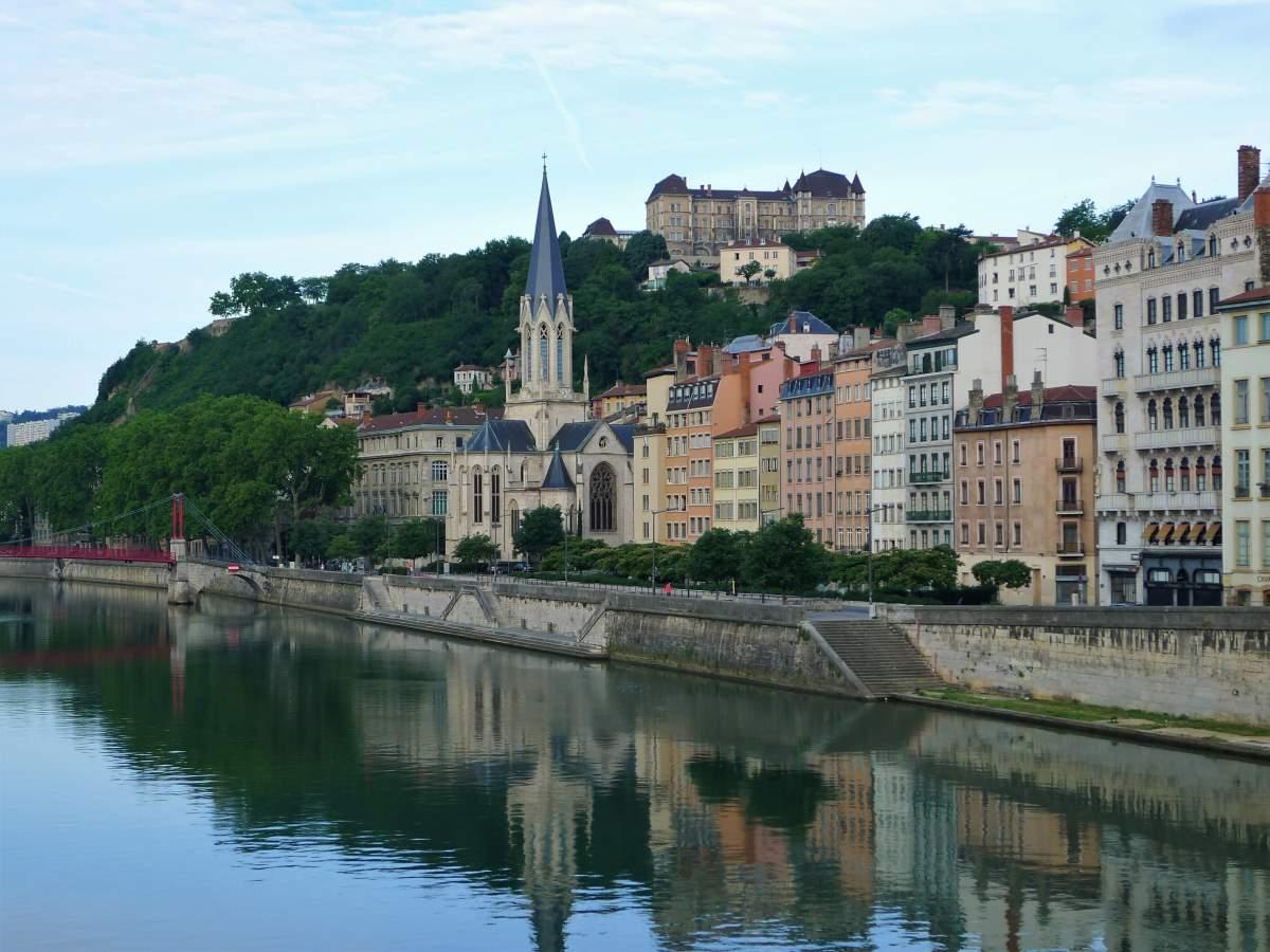 De Bedste Rejsemål i Frankrig - Lyon - Rejs Dig Lykkelig