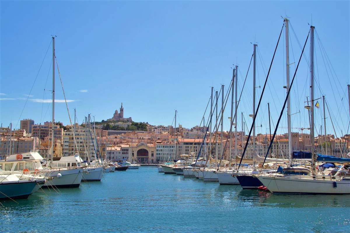 De Bedste Rejsemål i Frankrig - Marseille - Rejs Dig Lykkelig