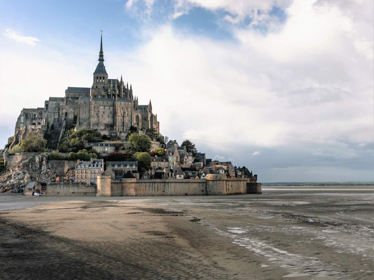 Mont Saint-Michel - Rejs Dig Lykkelig
