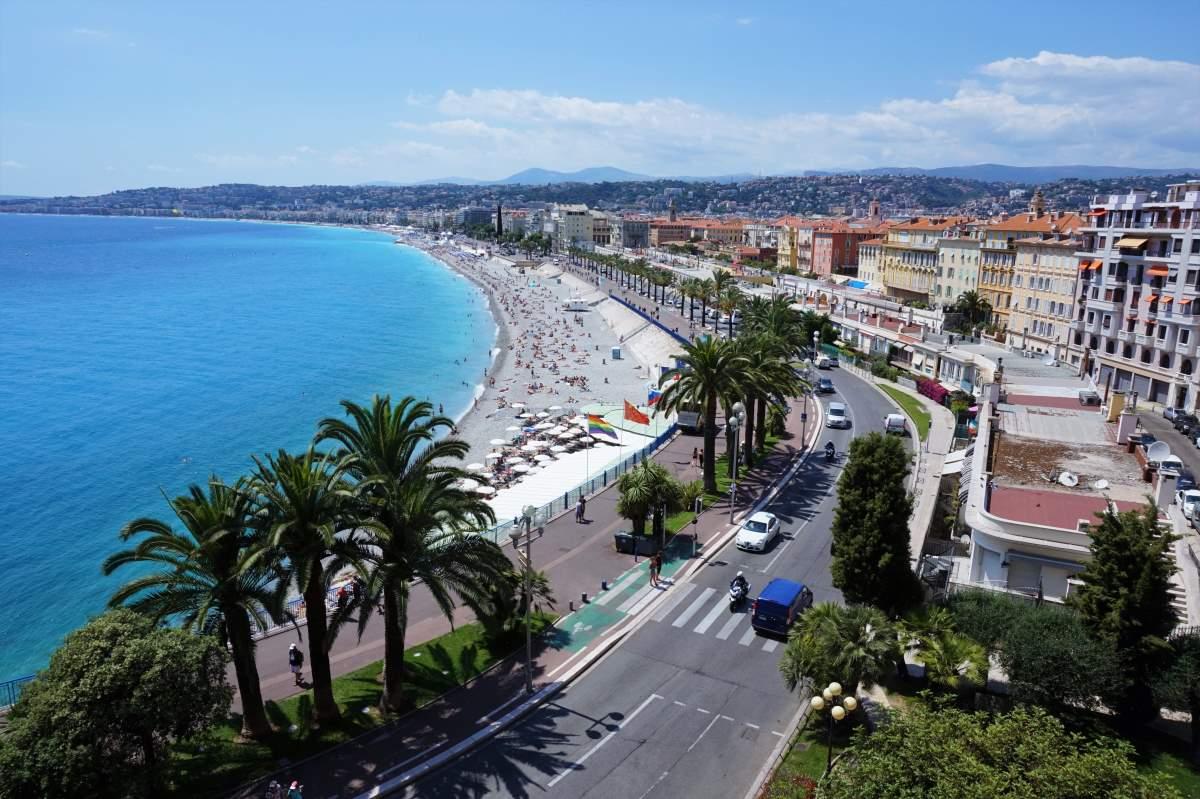 De Bedste Rejsemål i Frankrig - Nice - Rejs Dig Lykkelig