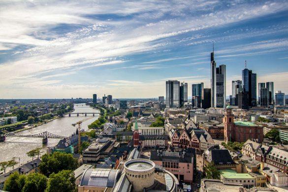 Oplevelser i Frankfurt - Rejs Dig Lykkelig