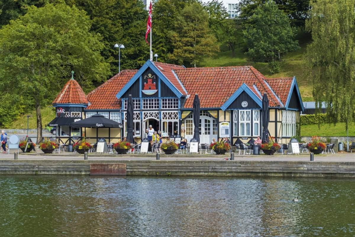 Seværdigheder og oplevelser i Silkeborg - Hjejle Kiosken - Rejs Dig Lykkelig