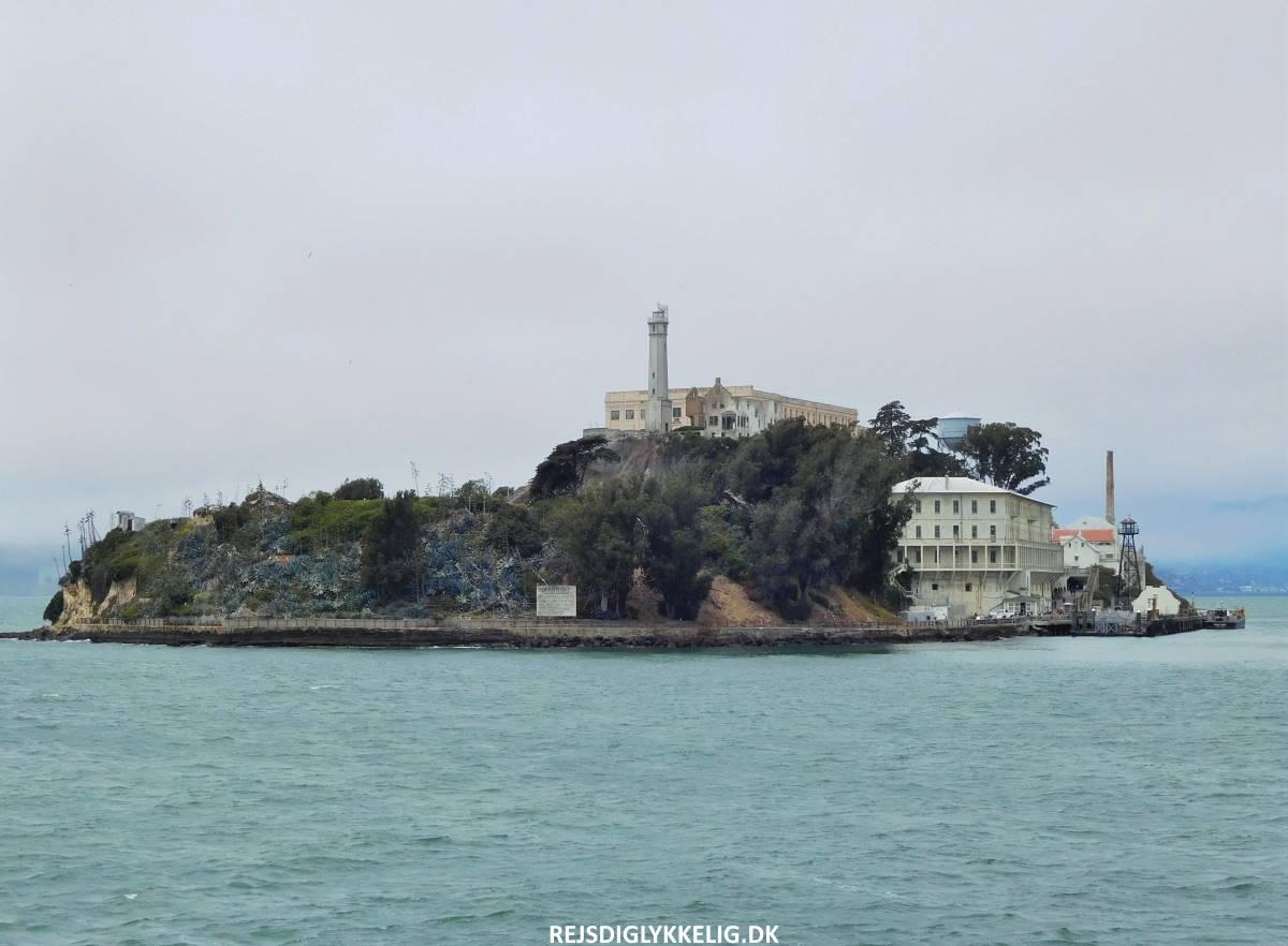 15+ Oplevelser i San Francisco - Alcatraz - Rejs Dig Lykkelig