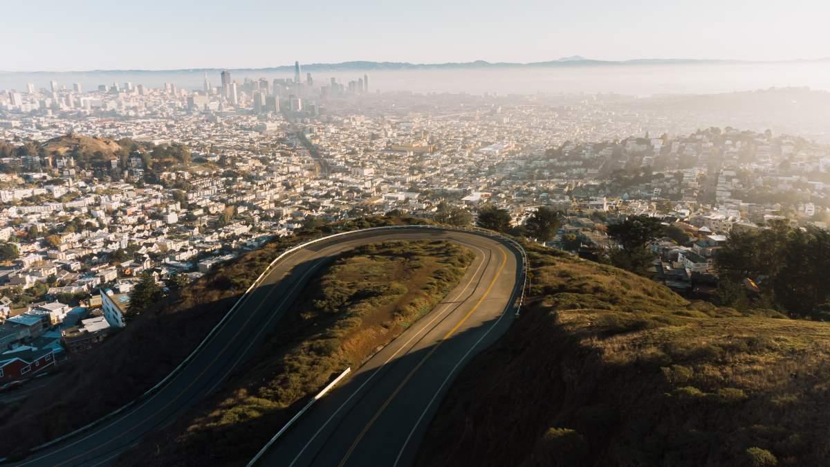 15+ Oplevelser i San Francisco - Twin Peaks - Rejs Dig Lykkelig