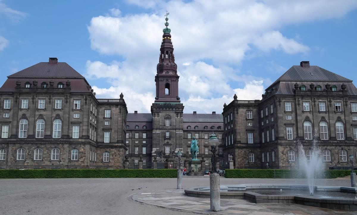 Christiansborg Slot - Rejs Dig Lykkelig